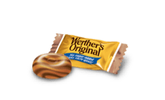 No Sugar Added Caramel Chocolate Hard Candies