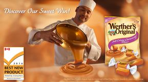 Discover our Sweet Win!